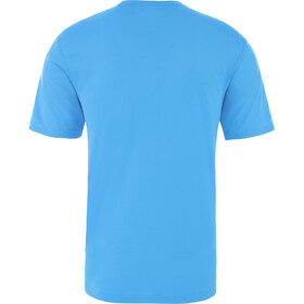 The North Face Flex II S/S Shirt Men clear lake blue